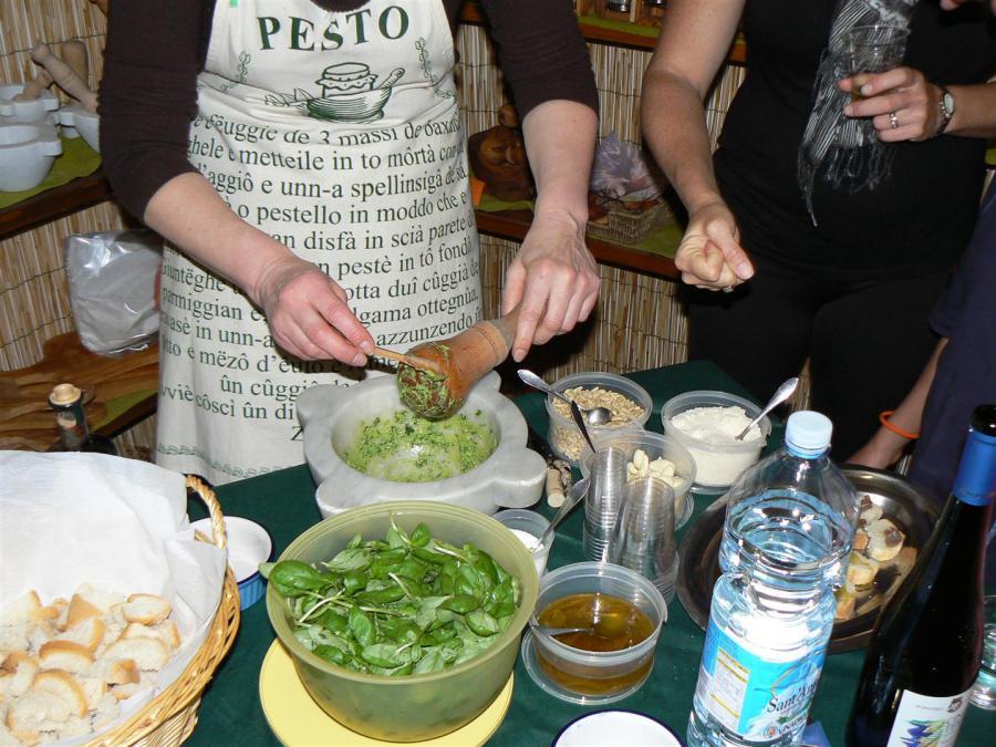Pesto Course